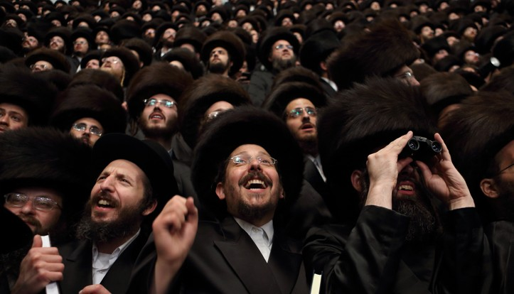 ortho Jews